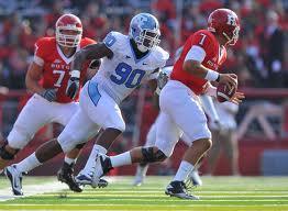 """2012 NFL Draft prospect, Quinton Coples"""