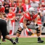 """2012 NFL center prospects led by Michael Brewster"""
