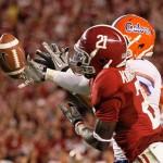 """2012 NFL Draft prospect, Dre Kirkpatrick"""