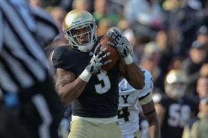 """2012 NFL Draft prospect, Michael Floyd"""