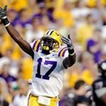 """2012 NFL Draft prosect, Morris Claiborne"""