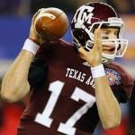 """""""2012 NFL Draft prospect, Ryan Tannehill"""""""