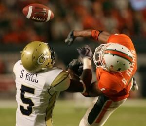 """""""2012 NFL Draft prospect, Stephen Hill"""""""