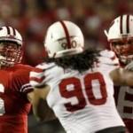 """2012 NFL Draft prospect, Peter Konz"""