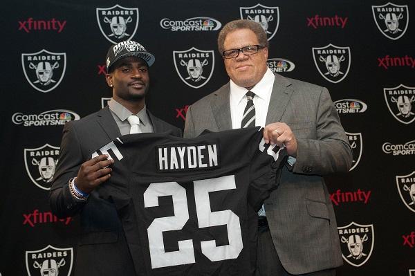 """""""D.J. Hayden"""""""