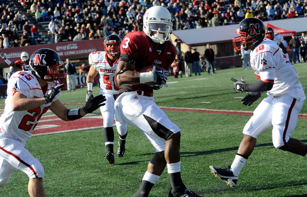 Victor Cruz - From UMass to UDFA to Pro Bowl and $45 million contract